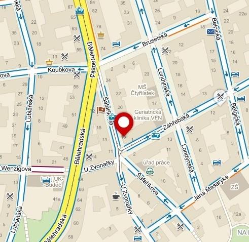 mapa ILLA