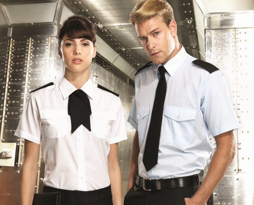 pracovní oblečení a uniformy pro security