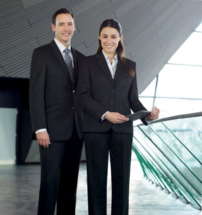 uniformy pro hotely