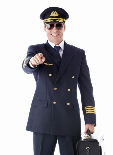 uniforma pilot