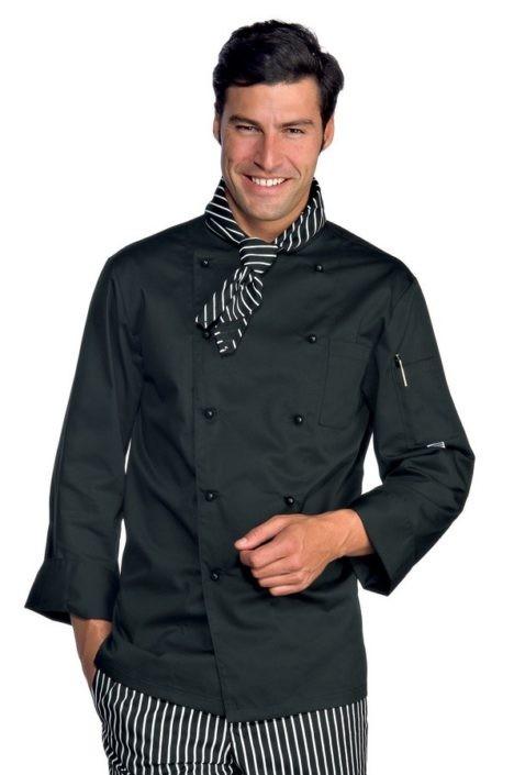 kuchařský rondon černý
