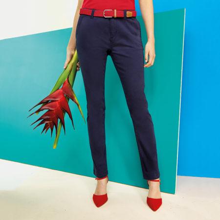 pracovní kalhoty chino pánské a dámské