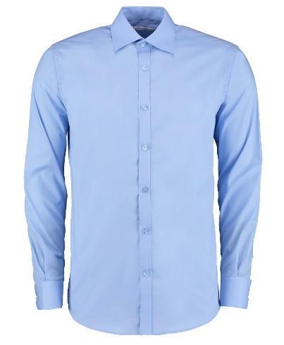 pracovní košile světle modré