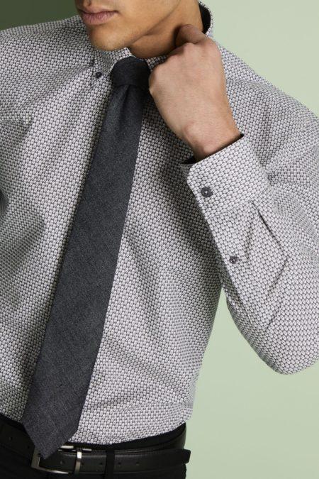 Firemní košile, kravata