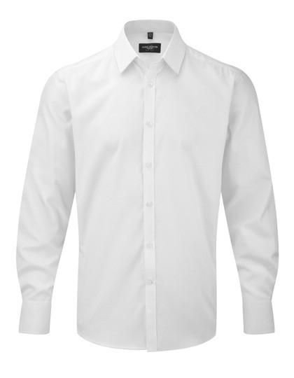 pracovní košile dámské a pánské bílé