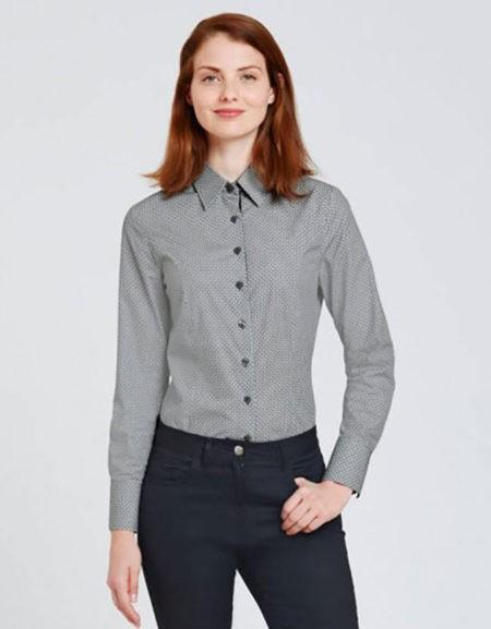 košile pánské a dámské