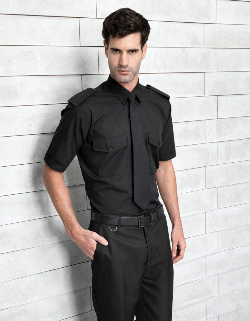 pracovní oděvy a uniformy security