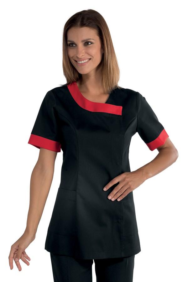 pracovní oděvy - tunika, halena, černá
