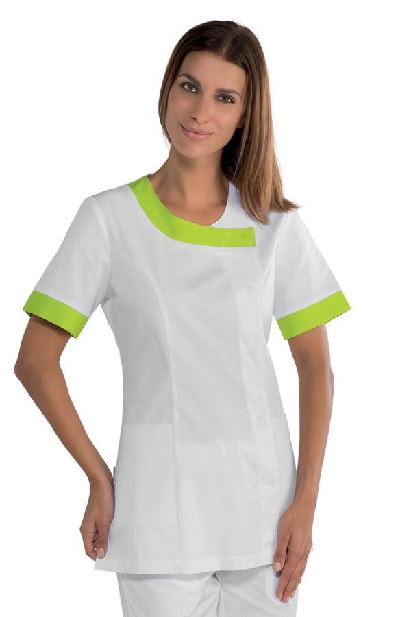 pracovní oděvy - tunika, halena, bílá