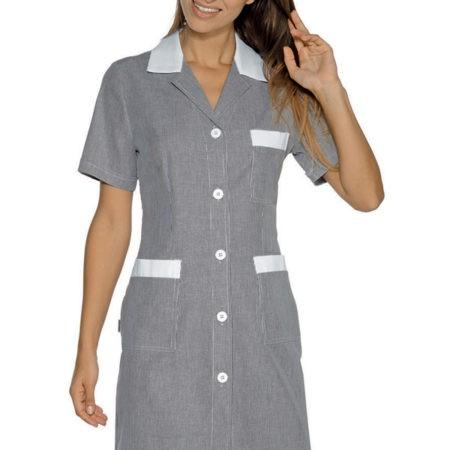 šaty pracovní, šedé, zdravotnictví