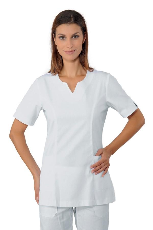 Tunika bílá, zdravotnictví, salon, SPA