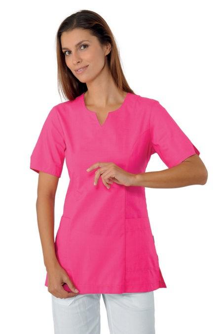 Tunika růžová, zdravotnictví, kosmetický salon, SPA