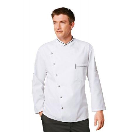 rondony kuchařské pánské bílé