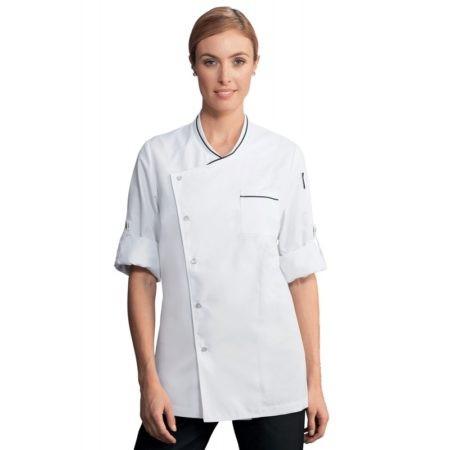 rondony kuchařské dámské bílé