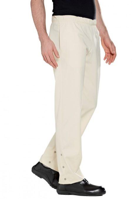 pracovní kalhoty unisex natural