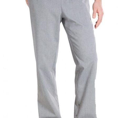 pracovní kalhoty unisex šedé