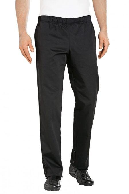 pracovní kalhoty unisex černé