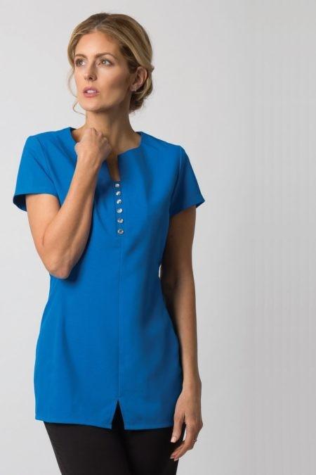 tunika, dámská modrá