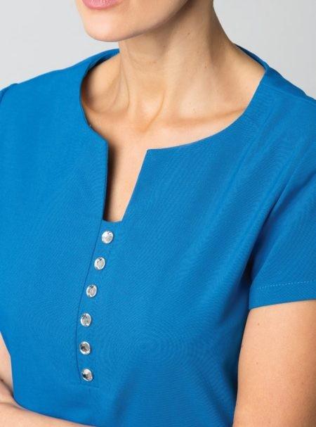 tunika, dámská modrá SPA