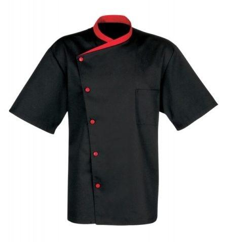 rondony kuchařské s krátkým rukávem