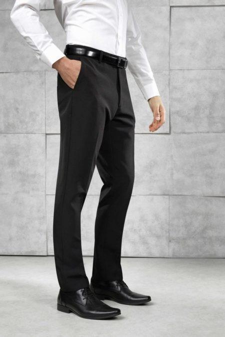 kalhoty a sukně
