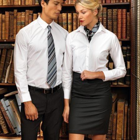 kravaty a košile manažerské