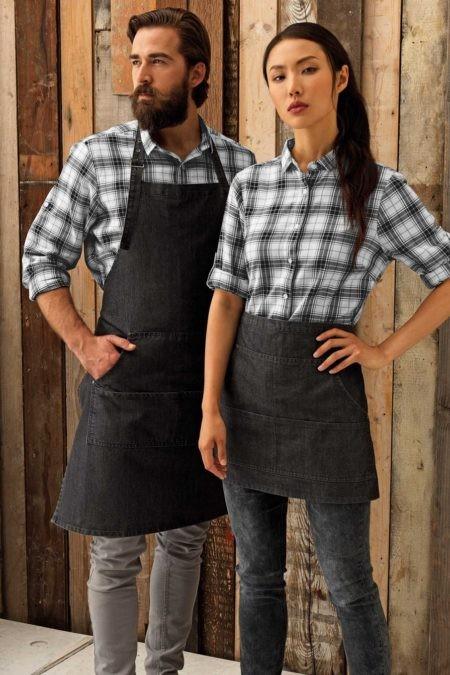 košile a halenky restaurace