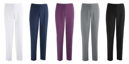 kalhoty damske, salon, SPA, zdravotnictví