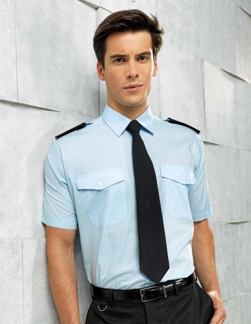 epolety na košili pilotku , kravata