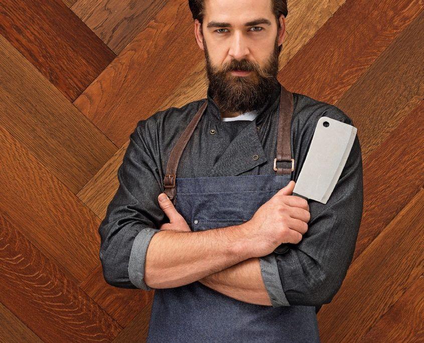 Pracovní oděvy a uniformy kuchařské
