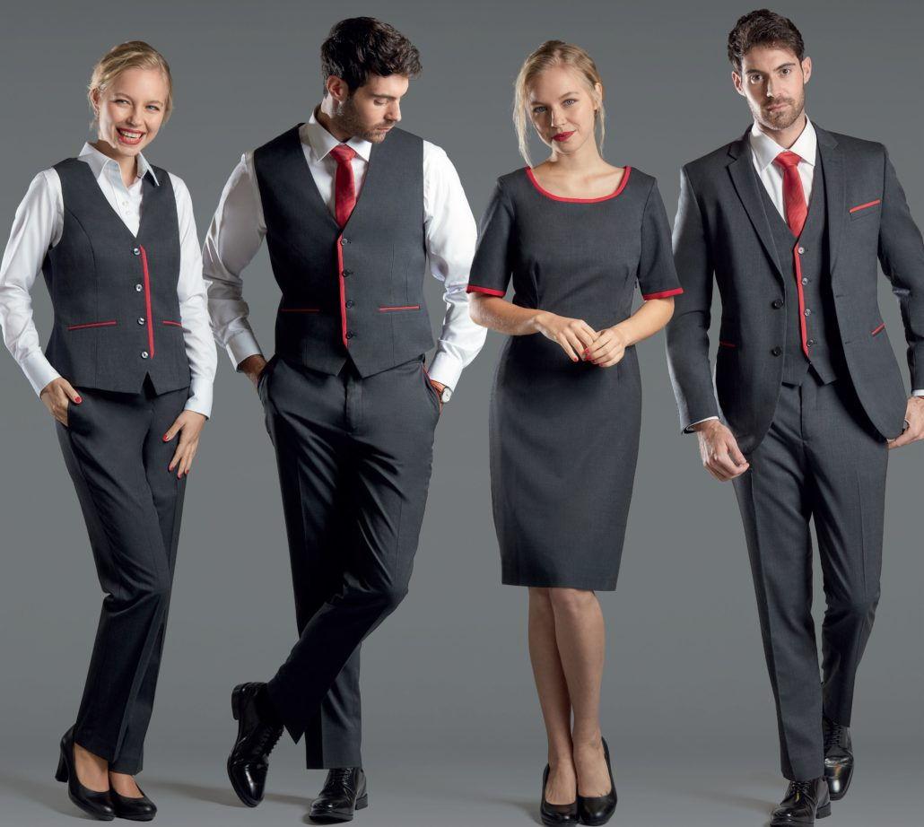 uniformy, pracovní oděvy, pracovní oblečení, návrhy oděvů