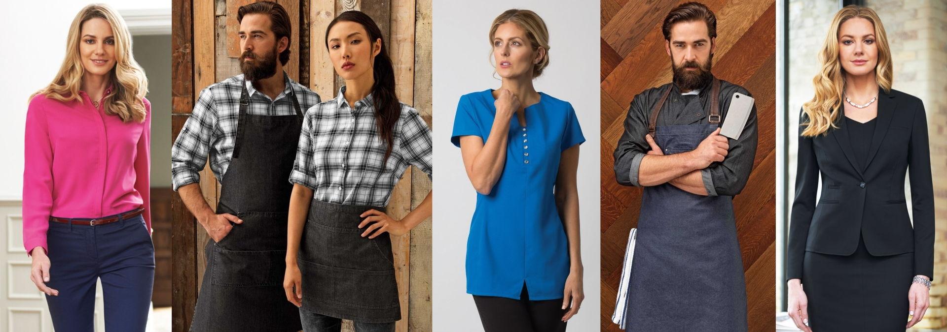 pracovní oděvy, uniformy, pracovní oblečení, stejnokroje