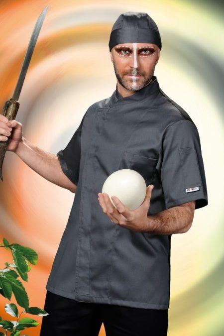Pracovní oblečení pro kuchaře. rondon pánský, džínový