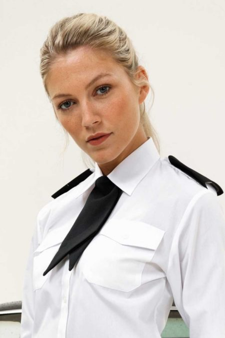 Kravaty, šálky, šátky, košile security
