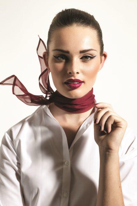 kravaty a šátky, opasky