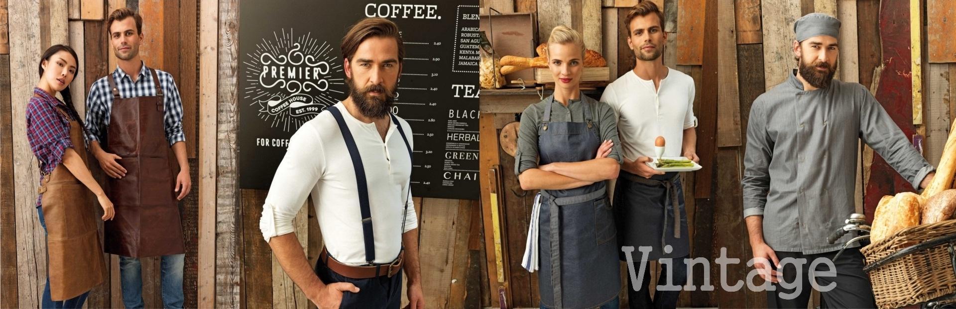 Pracovní oděvy Vintage