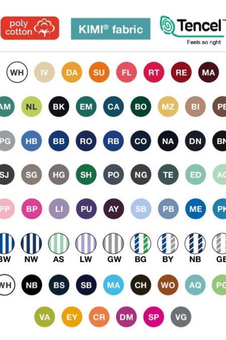 tunika dámská zdravotnická barevnice