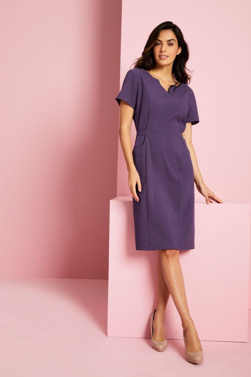 šaty dámské pracovní - wellness, lázně, SPA, salon