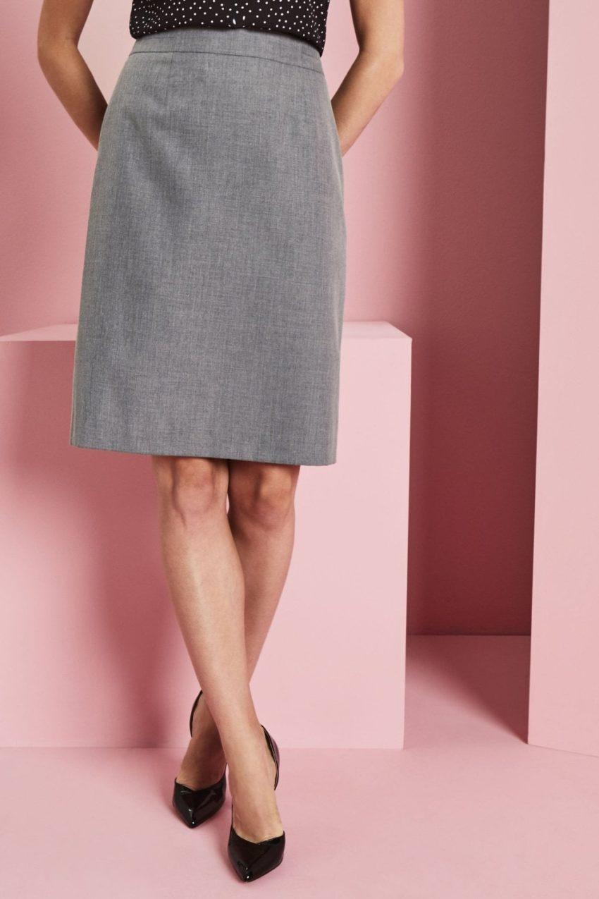sukně dámská šedá