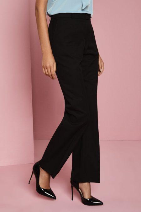 kalhoty dámské černé