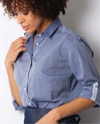 košile dámská denim