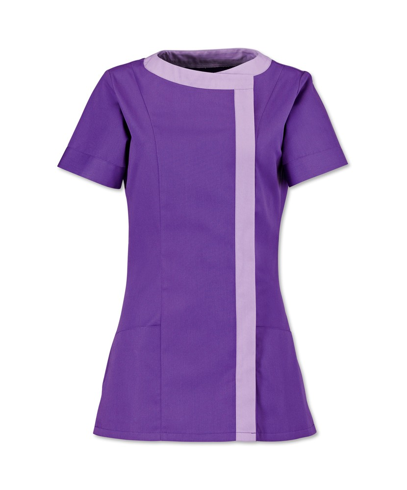 tunika dámská fialová