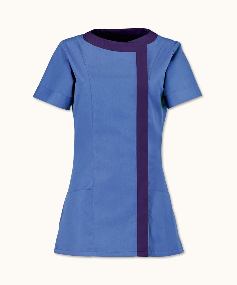tunika dámská modrá